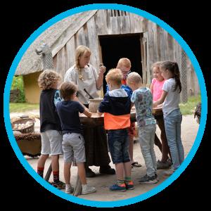 Leren en plezier maken - CBS de Hoeksteen Well